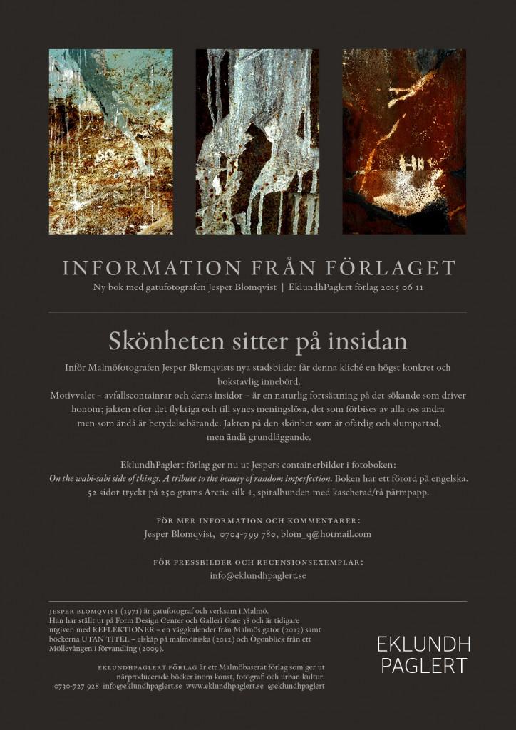Info fotobok J Blomqvist 150611
