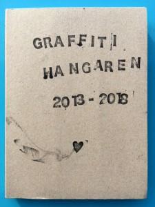 Omslag Graffitihangaren 2013-2018